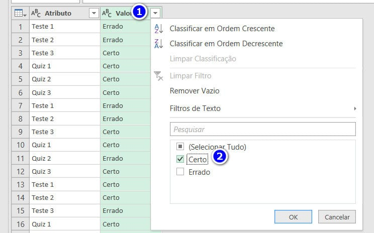 ETAPAS APLICADAS Power Query 04