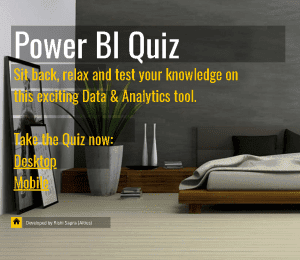 Power BI Quiz