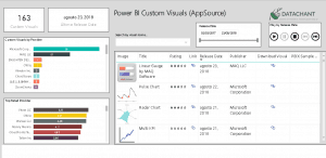 Power BI: Encontre seu visual customizável