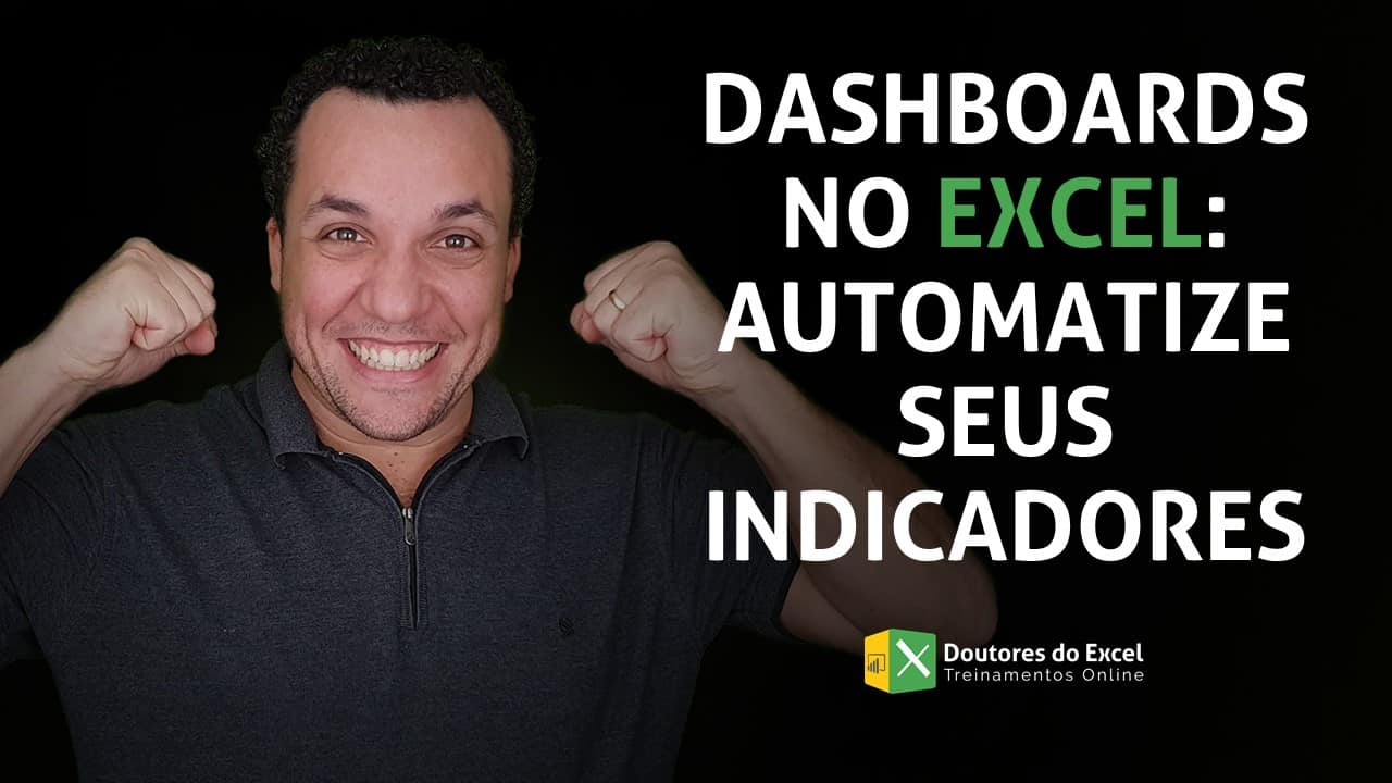 Dashboards no Excel,